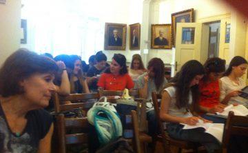 Θεματική Εβδομάδα: Μιλώντας για ζητήματα δημοκρατίας στο σχολείο