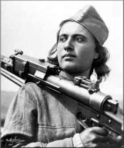 αντάρτισσα Μελετζή