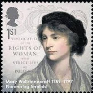 Mary-Wollstonecraft-Stamp